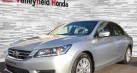 Honda Accord Sedan LX AUTO MAGS AC CRUISE 2014