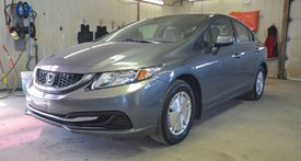 Honda Civic Sdn LX AC AUTO CRUISE BLUETHOOTH 2013