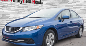 Honda Civic Sedan BERLINE AC GROUPE ELEC CRUISE CAMERA RECUL 2015