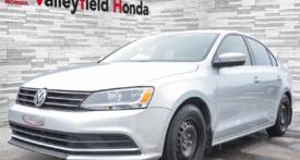 2015 Volkswagen Jetta Sedan SE PNEUS D`HIVER SIÈGES CHAUFFANTS