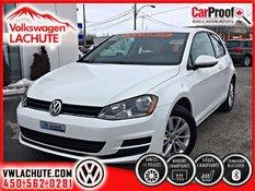 Volkswagen Golf TRENDLINE+3 PORTES+SIÈGES CHAUFFANTS+ 2015