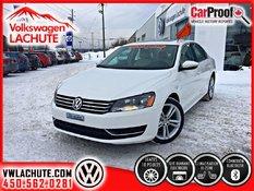 Volkswagen Passat ENS. SPORT+COMFORTLINE+CERTIFIÉ 2012
