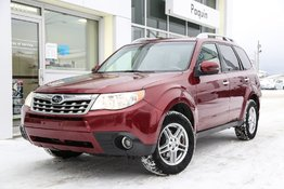 Subaru Forester X Limited 2012