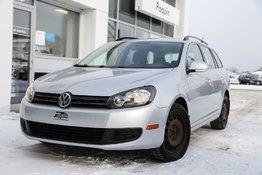 Volkswagen Golf wagon Comfortline 2014