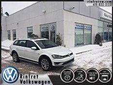 Volkswagen Golf Alltrack 1.8 TSI 4Motion 2017