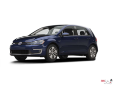 2017 Volkswagen E-Golf Comfortline
