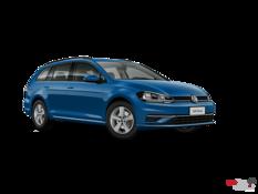 2018 Volkswagen Golf Sportwagen 1.8T Comfortline 6sp 4MOTION