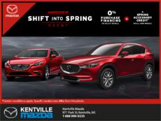 Mazda - Mazda's Shift into Spring Event