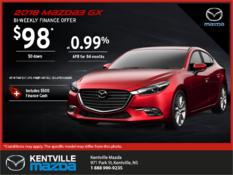 Mazda - Save on the 2018 Mazda3!