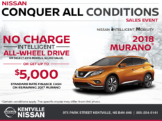 Nissan - 2018 Nissan Murano