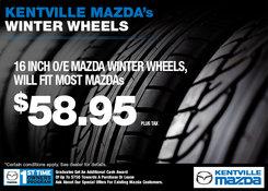 Mazda - Kentville Mazda's Winter Wheels