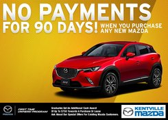 Mazda - No Payments for 90 Days!