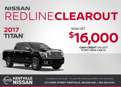 Nissan - Save on the 2017 Nissan Titan Today