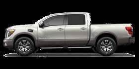 2017 Nissan Titan PLATINUM