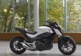 La moto qui penche sans tomber chez Honda