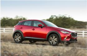 Mazda CX-3 - En plein dans le mille!