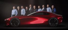 L'évolution Mazda