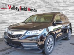 2014 Acura MDX Tech Pkg VÉHICULE EN PRÉPARATION