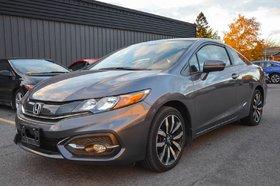 2014 Honda Civic Coupe EX-L COUPE CUIR AUTO MAGS TOIT