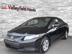 Honda Civic Cpe LX AC CRUISE BLUETOOTH 2013