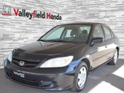 2005 Honda Civic Sdn SE