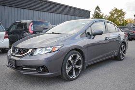 2014 Honda Civic Sedan SI GPS TOIT MAGS CAMÉRA BLUETOOTH CRUISE
