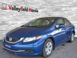 2015 Honda Civic Sedan LX AC GR. ÉLECTRIQUE VÉHICULE EN PRÉPARATION