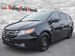 Honda Odyssey TOURING NAV DVD MAGS TOIT CUIR PNEUS HIVER 2017