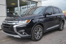 2016 Mitsubishi Outlander GT V6 4WD CUIR TOIT MAGS 7 PASSAGERS