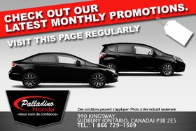 Check out our latest monthly promotions.