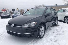 2018 Volkswagen GOLF SPORTWAGEN TRENDLINE DSG 4MOTION