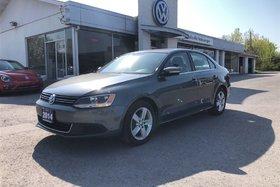 2014 Volkswagen JETTA SE Comfortline