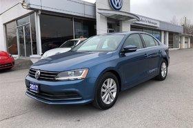 2017 Volkswagen JETTA SE Wolfsburg Edition