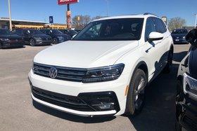 2019 Volkswagen Tiguan HIGHLINE 4MOTION