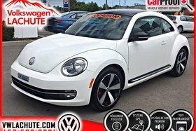 Volkswagen Beetle SPORTLINE+TURBO+TOIT+NAV+1 PROPRIO+ 2014