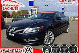 2013 Volkswagen CC HIGHLINE+!!WOW UN 2013 AU PRIX D'UN 2012!!+