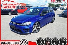 2016 Volkswagen Golf R GOLF R + 6 VITESSES + NAV + MAGS 19 POUCES +