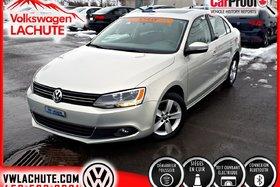 2011 Volkswagen Jetta HIGHLINE + !! AUTOMATIQUE  !! + CUIR + TOIT +
