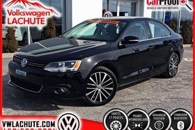 2014 Volkswagen Jetta HIGHLINE+TOIT+CUIR+MAGS+