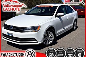 2015 Volkswagen Jetta TRENDLINE + ENS. DÉCOR + MAGS + TOIT+1 PROPRIO+