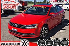 Volkswagen Jetta COMFORTLINE+AUTOMATIQUE+TOIT+1.8L TSI+MAGS+ 2015
