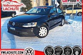 Volkswagen Jetta TRENDLINE PLUS + AIR + CAMÉRA DE RECUL +42, 503 KM 2015
