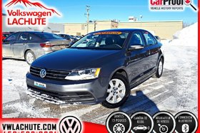 2015 Volkswagen Jetta TRENDLINE PLUS + + AIR + MAGS 15 PO. +