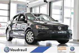 Volkswagen Jetta Trendline+ *BLUETOOTH * 2015