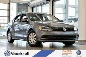 Volkswagen Jetta Trendline+  * BLUETOOTH * CAMÉRA 2015