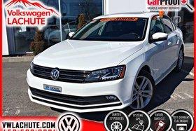 Volkswagen Jetta HIGHLINE+1 PROPRIO+ACHETÉ ICI+NAVIGATION+ 2017