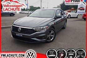 Volkswagen Jetta R-LINE + !! DÉMONSTRATEUR !! + TOIT + MAGS 17 PO + 2019