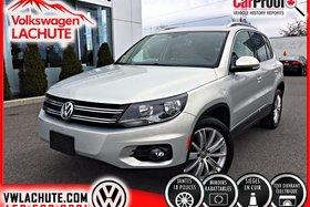 Volkswagen Tiguan HIGHLINE+!!WOW!!UN 2014 AU PRIX D'UN 2013!!+ 2014