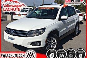 Volkswagen Tiguan TRENDLINE+4MOTION+FOGS+!59, 615 KM.!+MAGS+ 2014