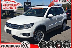 Volkswagen Tiguan ÉDITION SPÉCIAL+TOIT+NAVIGATION+MAGS+ 2015
